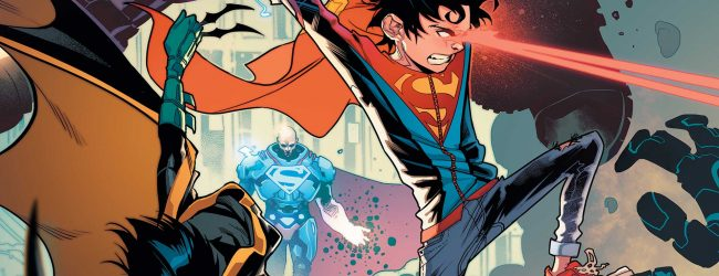 Review: Super Sons #2