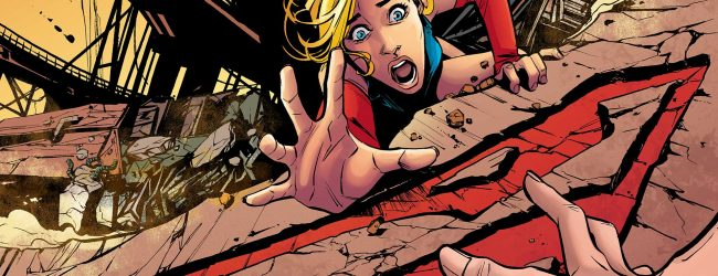 Review: Supergirl: Being Super #2
