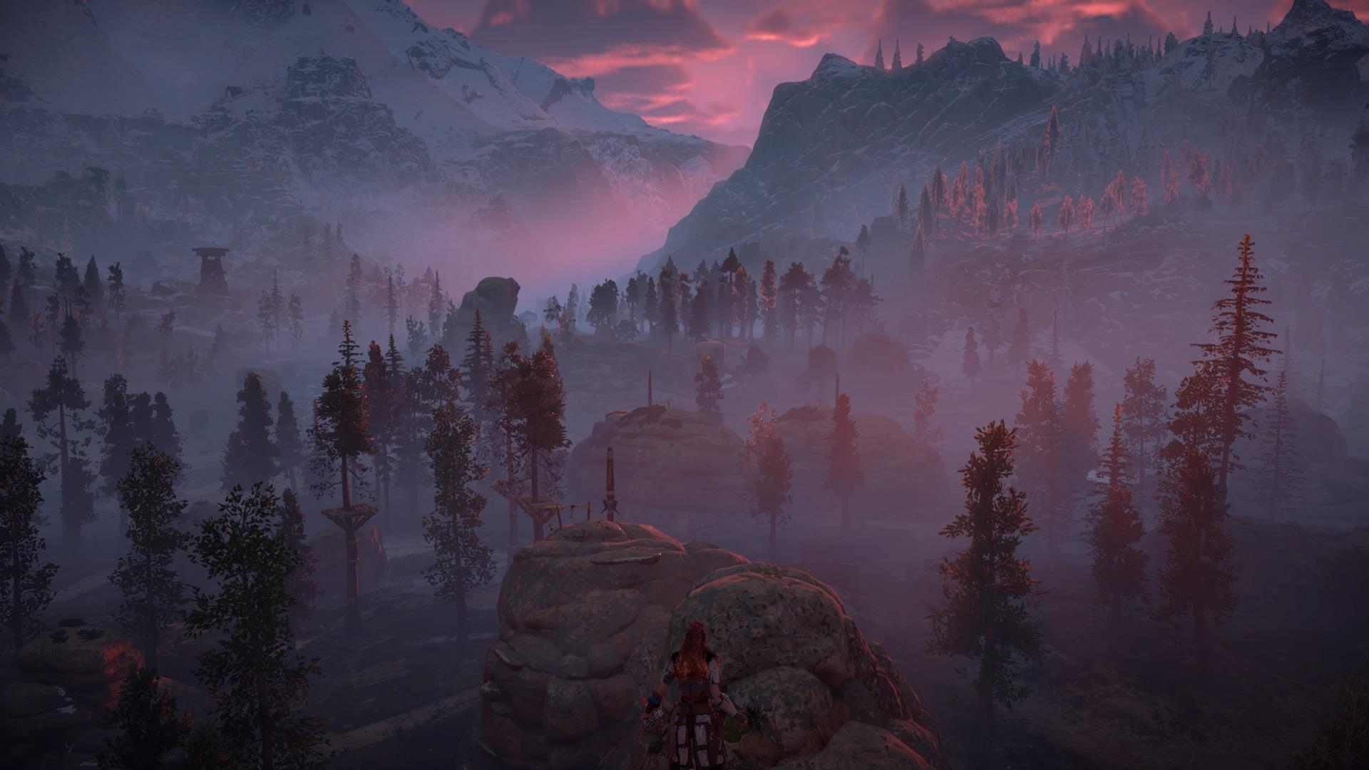 Aloy scenery