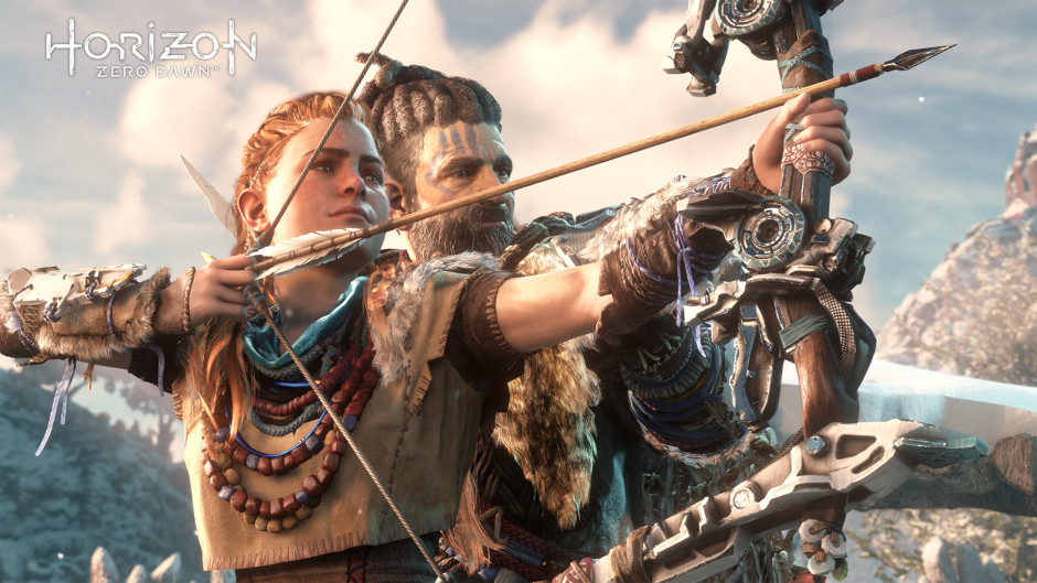 Aloy and Rost