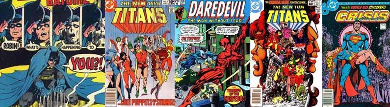 East Coast Comicon, Marv Wolfman, Teen Titans