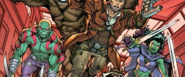 Review: Guardians of the Galaxy: Dream On #1