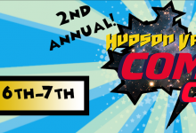Hudson Valley Comic Con: Pop Culture Hits Poughkeepsie
