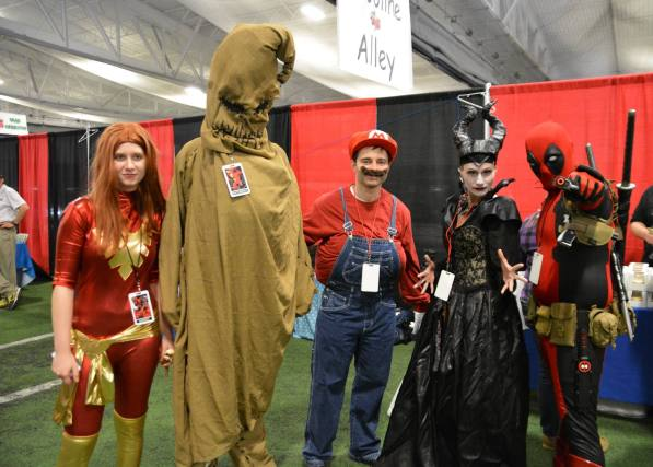 Hudson Valley Comic Con, Cosplay
