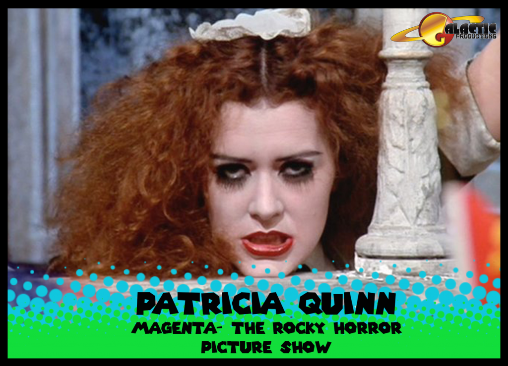 Hudson Valley Comic Con, Patricia Quinn, Rocky Horror Picture Show
