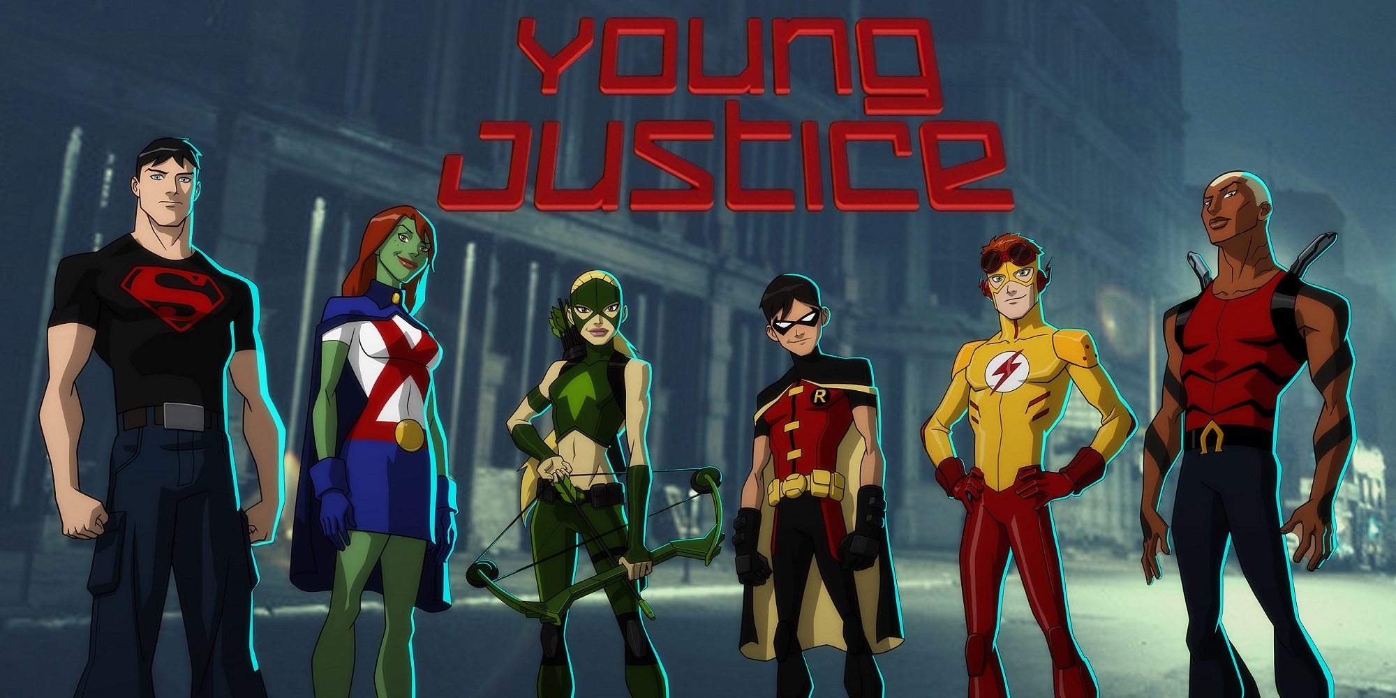 Khary Payton, Aqualad, Young Justice