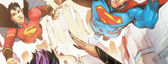 Review: New Super-Man #10