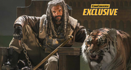 Khary Payton: Reigning Supreme On The Walking Dead