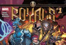 Royals #1: An Inhuman Space Odyssey