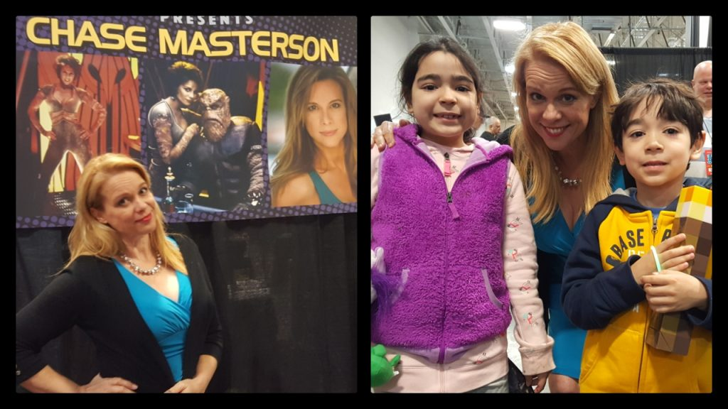 East Coast Comic Con, Chase Masterson, Fans