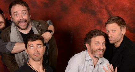 Dark Light Con: A Treat for Supernatural Fans