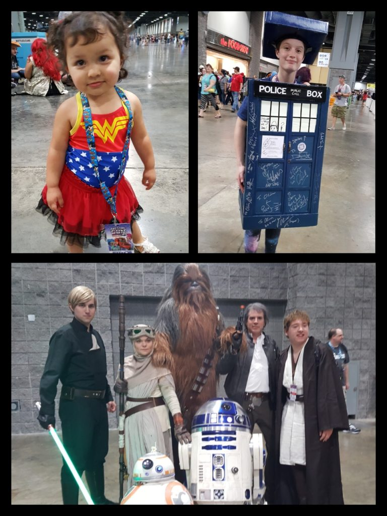 Awesome Con, Cosplay