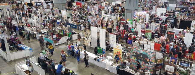 Awesome Con Lives Up To It's Name!