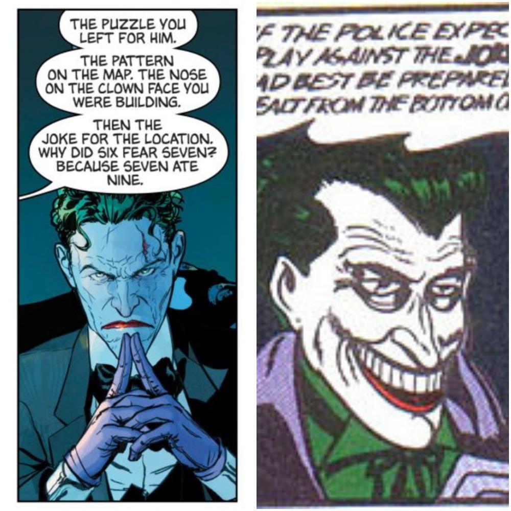 Back to Basics. Courtesy of DC Comics