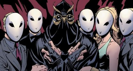 Looking Back At Batman #1: The Court of Owls