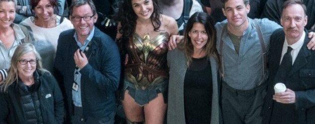 Patty Jenkins Writing 'Wonder Woman 2' With Studio Head