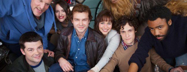 "Han Solo ""Star Wars"" Spinoff Movie Loses Its Directors"