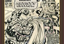 IDW Celebrates Jack Kirby With 100th Birthday Comic Con Panel And Original Art Show