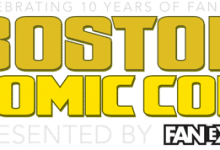 Boston Comic Con: Buckle Up Beantown!