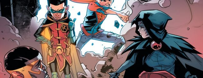 Review: Super Sons #6