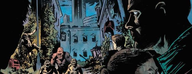 Review: War For The Planet Of The Apes #1