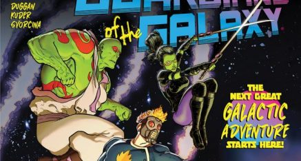 Review: All-New Guardians of the Galaxy #1-6