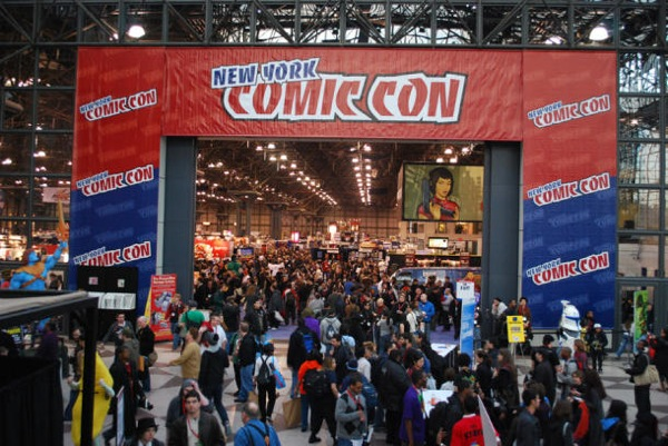 NYCC New York Comic Con