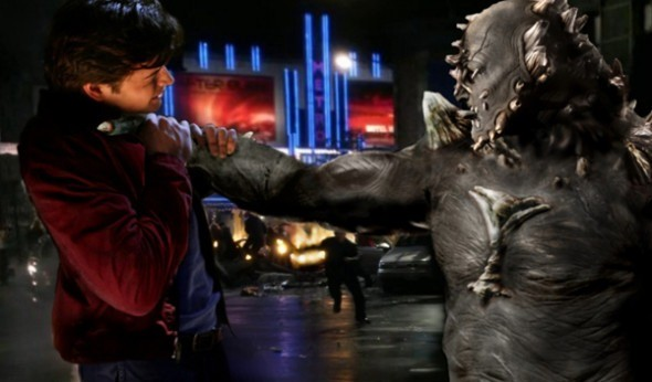 Smallville Doomsday