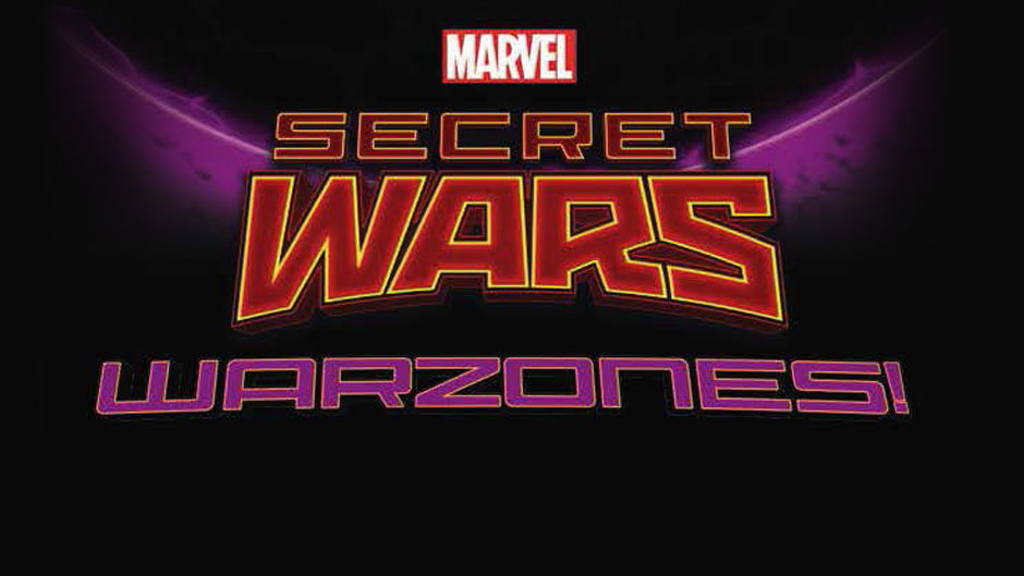 Secret Wars Warzones