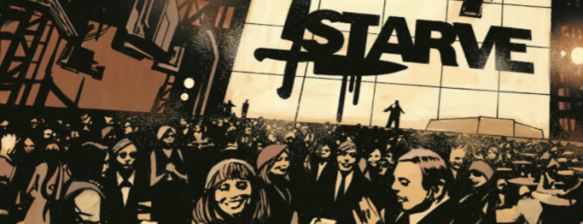 Starve #1: A Culinary Battle Royale