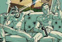 Airboy #1: Sex, Drugs and Comic Books