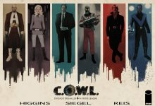 Review: C.O.W.L #1: Principles of Power