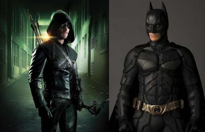 Arrow is Batman