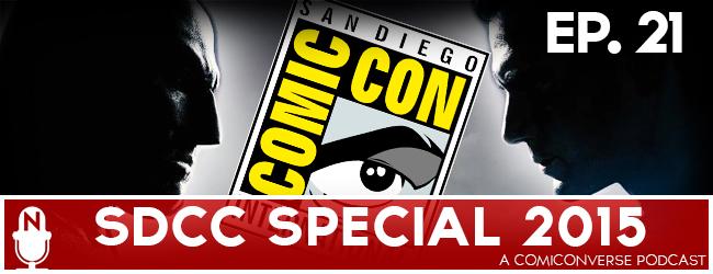 Nerdcast 2015 Comic-Con Special