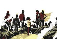 Review: We Are Robin #1