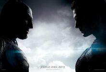 Batman v Superman Trailer Debuts