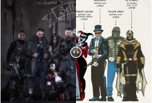 Suicide Squad Through The Ages
