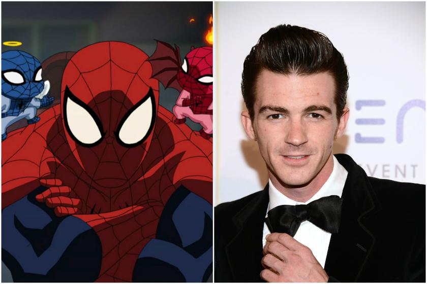 Bell & Spider-Man