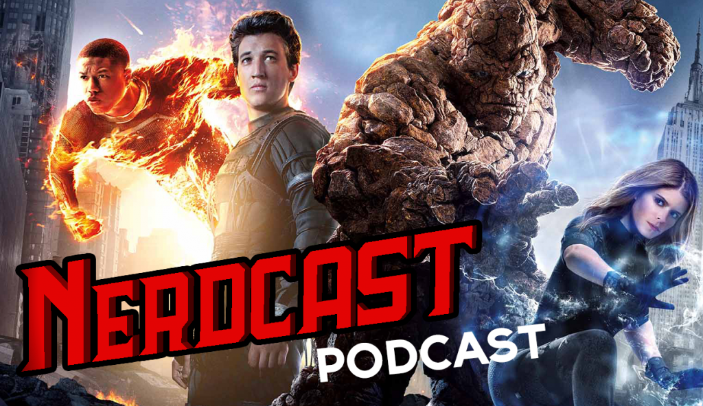 Fantastic Four Nerdcast Podcast Special