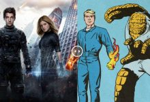 Fantastic Four: Then And Now