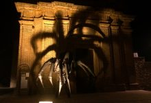 The Giant Spider Cosplay That Will Make You Run And Hide