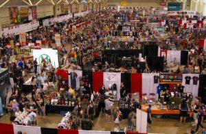 FanExpo Canada 2015 comics shopping
