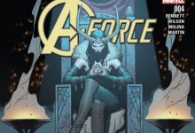 Review: A-Force #4