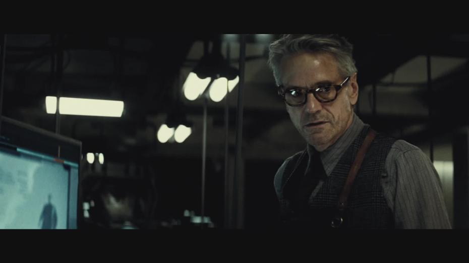 Jeremy Irons Justice League