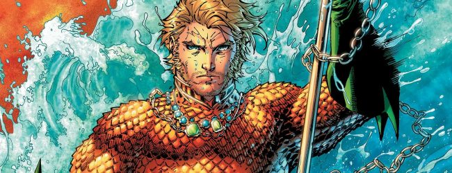 Why Aquaman Is My Favourite Character