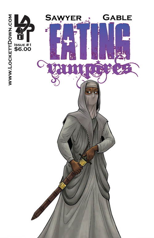 Cover of Eating Vampires #1