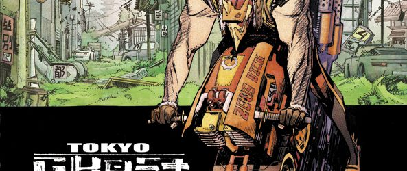 Review: Tokyo Ghost #1