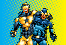 Booster Gold And Blue Beetle Are Coming