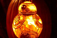Halloween High Art: The Legend Of The Pumpkin Geek