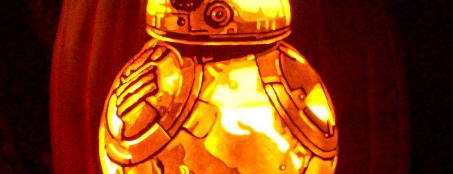 Halloween High Art: The Legend Of The Pumpkin Geek